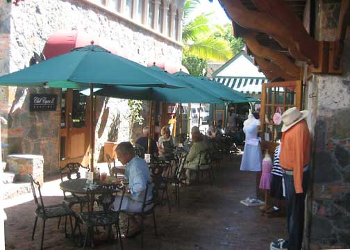 Mongoose Junction Restaurant