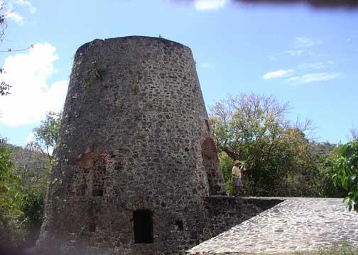 Catherineberg Ruins